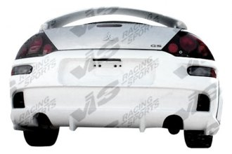 VIS Racing® - Invader 2 Style Rear Bumper