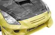 VIS Racing® - Battle Z Front Bumper