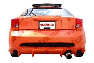 VIS Racing® - Invader Style Rear Bumper