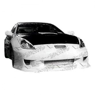 VIS Racing® - Strada F1 Style Front Bumper (Unpainted)