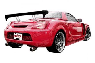 VIS Racing® - Techno R Wide Body Style Rear Bumper