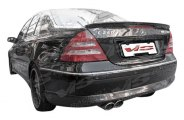 VIS Racing® - Euro Tech 2 Rear Lip