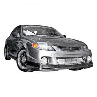 VIS Racing® - Spike Style Front Lip