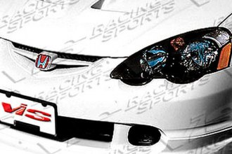 VIS Racing® - Wings Style Front Lip