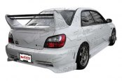 VIS Racing® - Alfa Rear Bumper