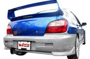 VIS Racing® - Tracer 2 Rear Bumper