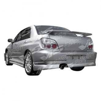 VIS Racing® - Z Speed 2 Style Fiberglass Side Skirts (Unpainted)