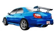 VIS Racing® - Zyclone 2 Rear Bumper