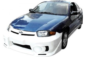 VIS Racing® - EVO 5 Style Front Bumper