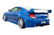 VIS Racing® - GT Wide Body Rear Bumper