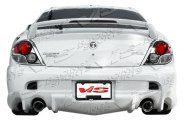 VIS Racing® - Invader 1 Rear Bumper
