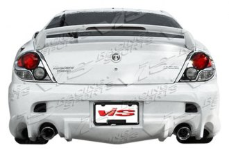 VIS Racing® - Invader 1 Style Rear Bumper