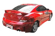 VIS Racing® - Rally Rear Bumper
