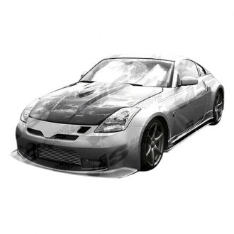 VIS Racing® - Tracer GT Style Body Kit (Unpainted)