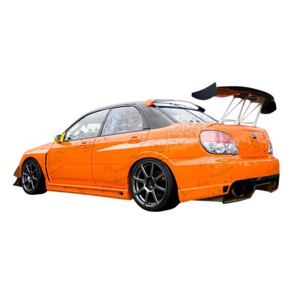 VIS Racing® - Oracle Rear Bumper
