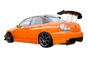 VIS Racing® - Oracle Side Skirts