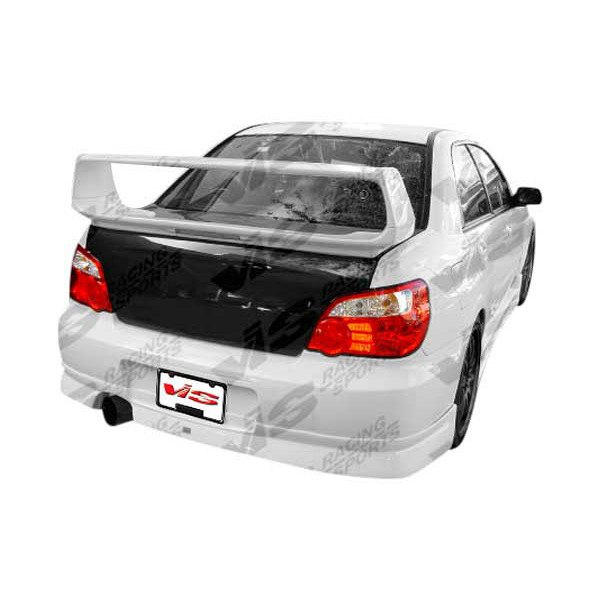 VIS Racing® - STI Rear Bumper