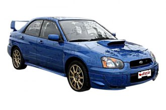VIS Racing® - STI Style Side Skirts