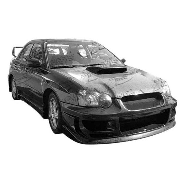 VIS Racing® - STI Carbon Fiber Side Scoop