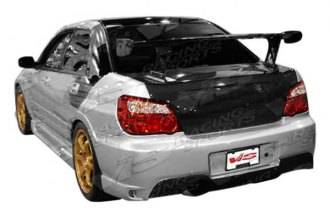 VIS Racing® - Wings Style Rear Bumper