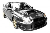 VIS Racing® - WRC Fiberglass Body Kit