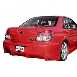 VIS Racing® - Z Speed Style Fiberglass Rear Bumper (Unpainted)