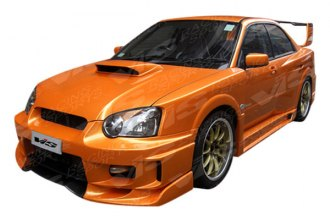 VIS Racing® - Z Speed Wide Body Style Front Bumper
