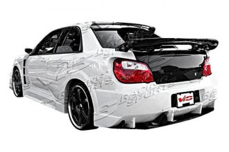 VIS Racing® - Z Speed Wide Body Style Rear Bumper