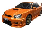 VIS Racing® - Z Speed Wide Body Side Skirts