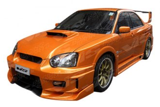 VIS Racing® - Z Speed Wide Body Style Side Skirts