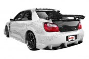 VIS Racing® - Z Speed WB Style Rear Diffuser