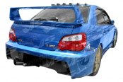 VIS Racing® - Z Sport Fenders (Rear Set)