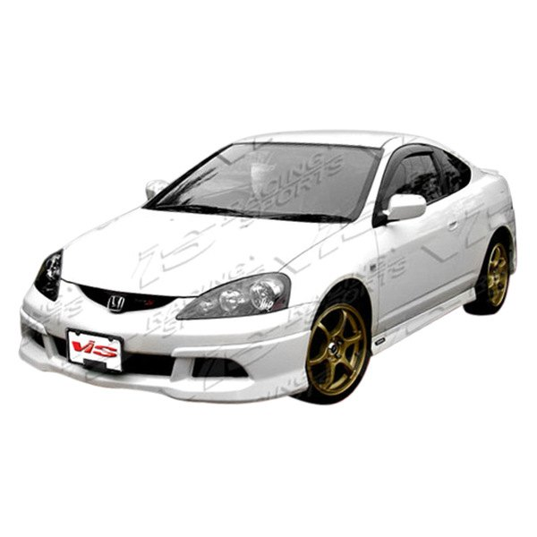 Acura RSX 2005-2006 A Spec Style Fiberglass Lip