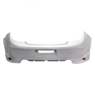 VIS Racing® - Wings Style Fiberglass Rear Bumper (Unpainted)