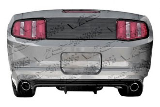 VIS Racing® - Burn Out Style Rear Bumper