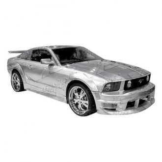 VIS Racing® - Burn out Style Body Kit (Unpainted)