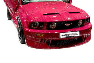 VIS Racing® - TSW Style Front Bumper