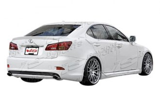 VIS Racing® - Wings Style Side Skirts