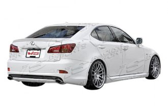 VIS Racing® - Wings Style Rear Lip