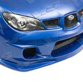 VIS Racing® - Wings Fiberglass Front Bumper