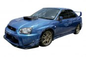 VIS Racing® - Z Sport Fiberglass Side Skirts