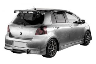 VIS Racing® - Zyclone Style Fiberglass Side Skirts
