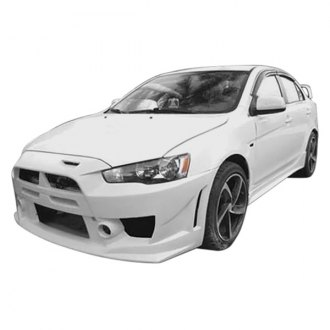 VIS Racing® - A SPEC Style Front Bumper
