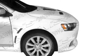 VIS Racing® - EVO X Wide Body Style Side Skirts