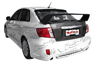 VIS Racing® - Rally Style Rear Bumper