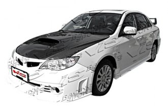 VIS Racing® - Rally Style Side Skirts