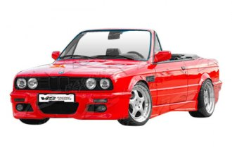VIS Racing® - E46 Style Front Bumper