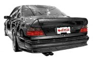 VIS Racing® - Euro Tech Rear Bumper
