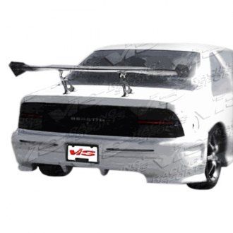 VIS Racing® - Quest Style Rear Bumper (Unpainted)