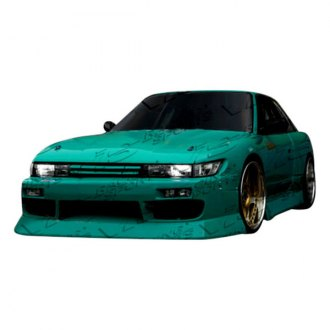 VIS Racing® - B Speed WB Style Fiberglass Body Kit (Unpainted)